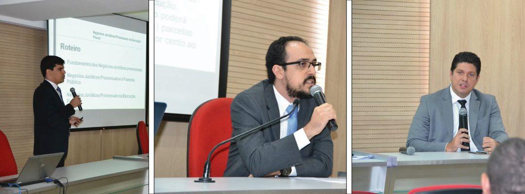 Discussão sobre negócios jurídicos processuais