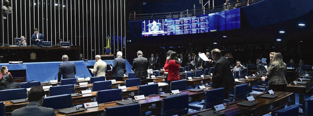 Senado aprova projeto em favor da OAB