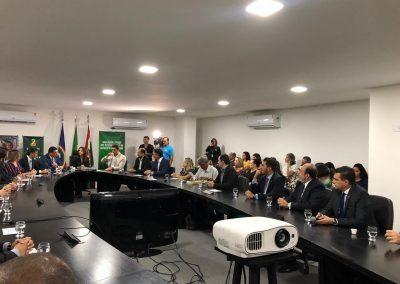Cerimônia de posse dos procuradores concursados de Caruaru