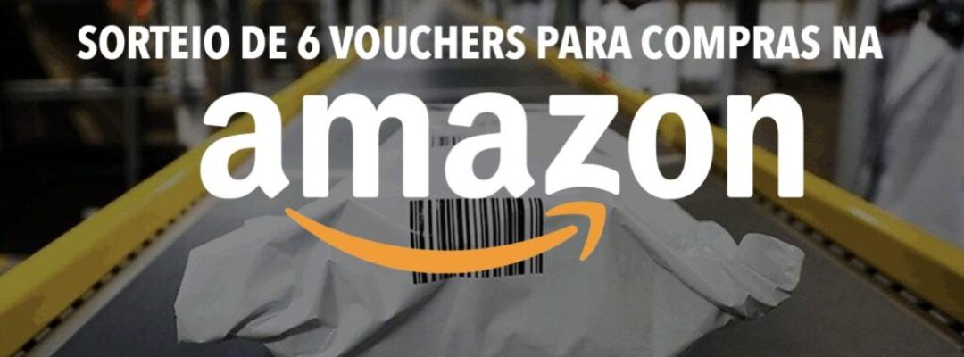 ANAPE sorteia seis vouchers da Amazon
