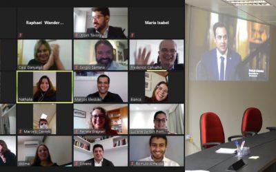 APPE lança vídeo em homenagem aos 30 anos da PGE-PE durante reunião virtual do Conselho Superior