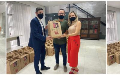 APPE entrega cestas natalinas aos colaboradores terceirizados da PGE-PE