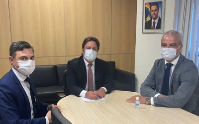 Direção da APPE se reúne com Procurador-Geral