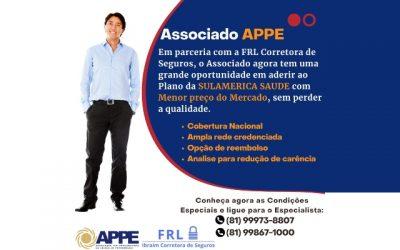 Associado tem acesso a plano de saúde SulAmérica